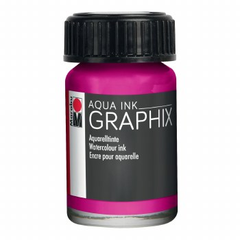 Graphix Aqua Ink, Magenta