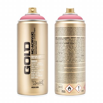 Montana GOLD Spray Color, Bazooka Joe - 400ml Spray Can