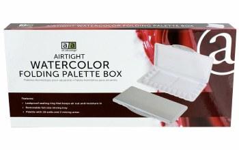Art Advantage Watercolor Palette 18-Well