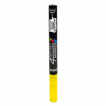 4Artist Markers, 2mm, Yellow