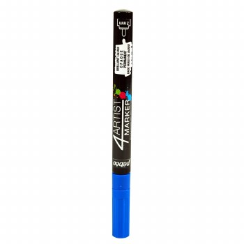 4Artist Markers, 2mm, Dark Blue