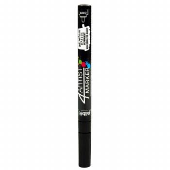4Artist Markers, 2mm, Black