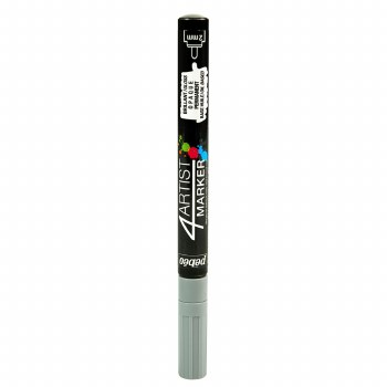 4Artist Markers, 2mm, Gray