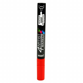 4Artist Markers, 4mm, Red
