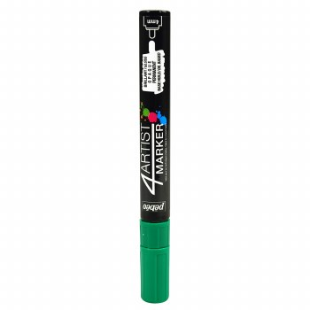 4Artist Markers, 4mm, Dark Green
