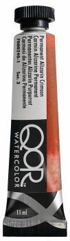 QoR Watercolors, Permanent Alizarin Crimson - 11ml Tube