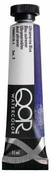 QoR Watercolors, Ultramarine Blue - 11ml Tube