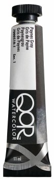 QoR Watercolors, Paynes Gray - 11ml Tube