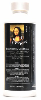 Mona Lina Brush Cleaner and Conditioner