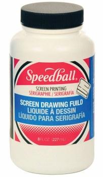 Screen Drawing Fluid, 8 oz.