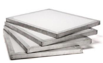 Aluminum Screen Printing Frames, 20 in. x 24 in. - 110 Mesh