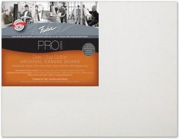 Fredrix Pro Cotton Canvas Panel, 12x16