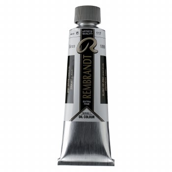 Rembrandt Artists - Oil Colors, 150ml, Zinc White (Linseed)