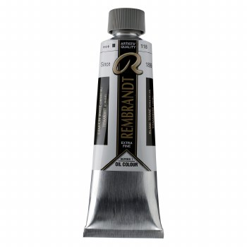 Rembrandt Artists - Oil Colors, 150ml, Titanium White (Linseed)