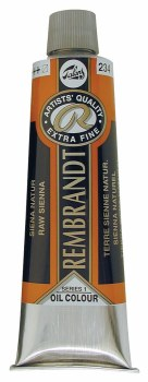 Rembrandt Artists - Oil Colors, 150ml, Raw Sienna