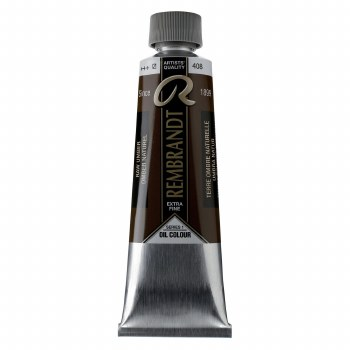 Rembrandt Artists - Oil Colors, 150ml, Raw Umber