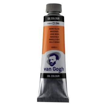 Van Gogh Oil Colors, 40ml, Indian Yellow