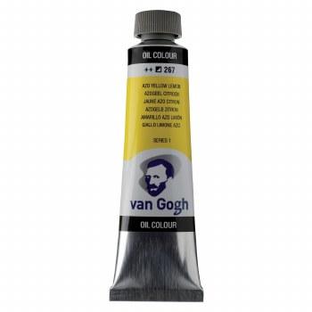 Van Gogh Oil Colors, 40ml, Cadmium Lemon Azo