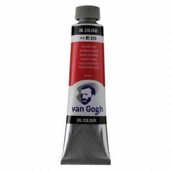 Van Gogh Oil Colors, 40ml, Cadmium Red Deep Azo