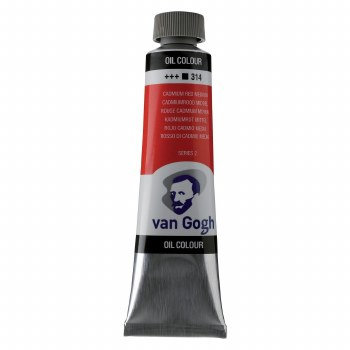Van Gogh Oil Colors, 40ml, Cadmium Red