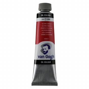 Van Gogh Oil Colors, 40ml, Alizarin Crimson