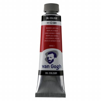 Van Gogh Oil Colors, 40ml, Madder Lake Deep