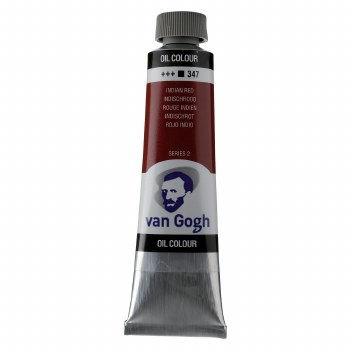 Van Gogh Oil Colors, 40ml, Indian Red