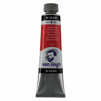 Van Gogh Oil Colors, 40ml, Permanent Red
