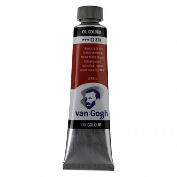 Van Gogh Oil Colors, 40ml, Transparent Oxide Red