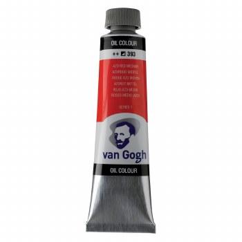 Van Gogh Oil Colors, 40ml, Cadmium Red Azo