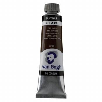 Van Gogh Oil Colors, 40ml, Raw Umber
