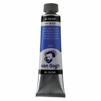 Van Gogh Oil Colors, 40ml, Cobalt Blue Hue