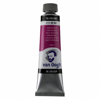 Van Gogh Oil Colors, 40ml, Permanent Red Violet