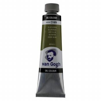 Van Gogh Oil Colors, 40ml, Permanent Olive Green