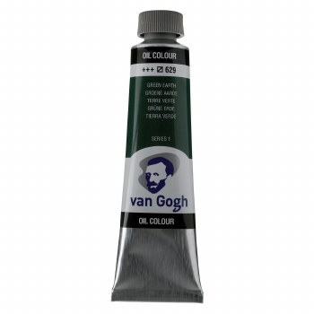 Van Gogh Oil Colors, 40ml, Terre Verte