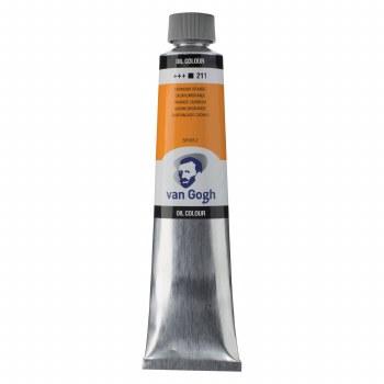 Van Gogh Oil Colors, 200ml, Cadmium Orange