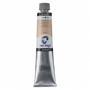 Van Gogh Oil Colors, 200ml, Naples Yellow Red