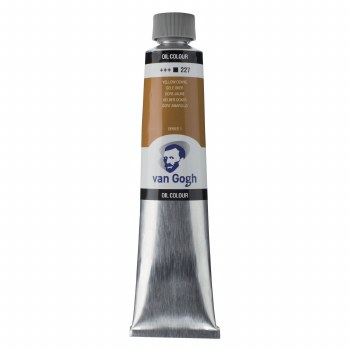 Van Gogh Oil Colors, 200ml, Yellow Ochre