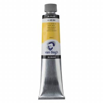 Van Gogh Oil Colors, 200ml, Azo Yellow Medium