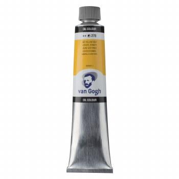 Van Gogh Oil Colors, 200ml, Azo Yellow Deep