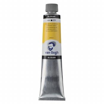 Van Gogh Oil Colors, 200ml, Cadmium Yellow Medium