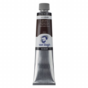 Van Gogh Oil Colors, 200ml, Burnt Umber