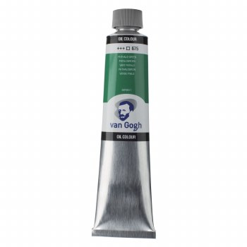 Van Gogh Oil Colors, 200ml, Pthalo Green