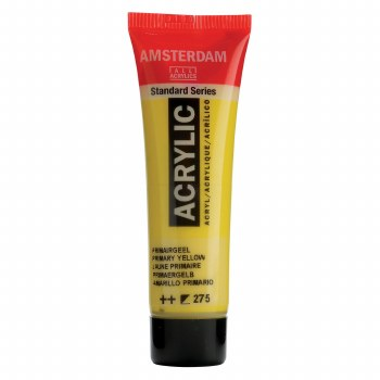 Amsterdam Standard Acrylics, 20ml, Primary Yellow