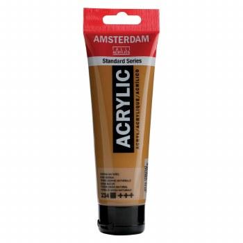 Amsterdam Standard Acrylics, 120ml, Raw Sienna