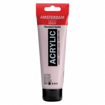 Amsterdam Standard Acrylics, 120ml, Light Rose