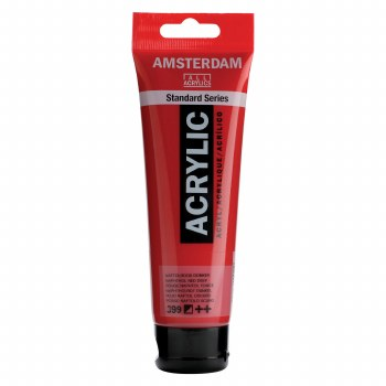 Amsterdam Standard Acrylics, 120ml, Naphthol Red Deep