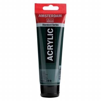 Amsterdam Standard Acrylics, 120ml, Sap Green