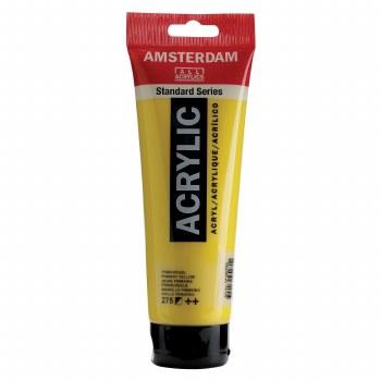 Amsterdam Standard Acrylics, 250ml, Primary Yellow