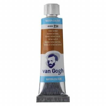 Van Gogh Watercolor 10ml, Raw Sienna - 234